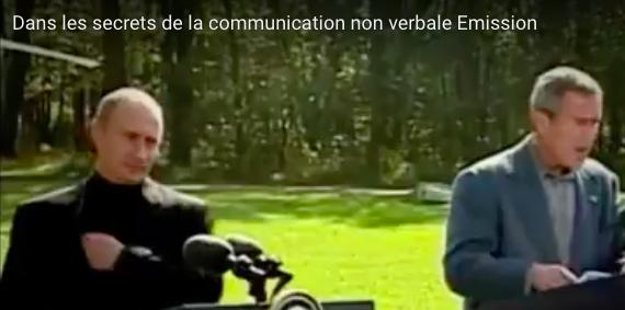 Vidéo très intéressante sur la communication non verbale.