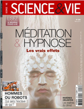 Article Science@Vie sur l'hypnose