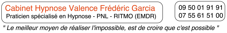 Hypnosetvous ! le blog de Frédéric Garcia Praticien hypnose / PNL / EMDR en Drome (Valence)